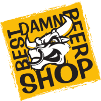 best damn beer shop logo