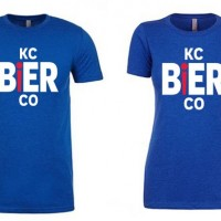 KC BIER April Beer T-Shirt Mockup