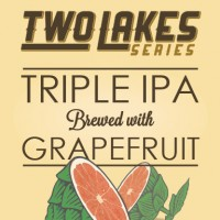Tyranena Lakefront Two Lakes Triple IPA
