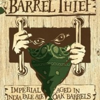Odell Barrel Thief Barrel Aged Imperial IPA label BeerPulse 2