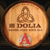 Avery III Dolia Barrel-Aged Sour Ale label BeerPulse