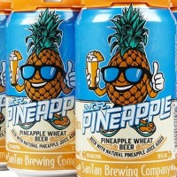 SanTan Mr. Pineapple Wheat 6PK can BeerPulse