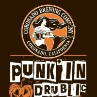 Coronado Punk'in Drublic label