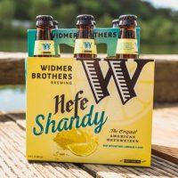 Widmer Hefe Shandy bottles BeerPulse