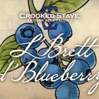 Crooked Stave L Brett Blueberry BeerPulse