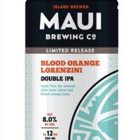 Maui Blood Lorenzini DIPA cans BeerPulse