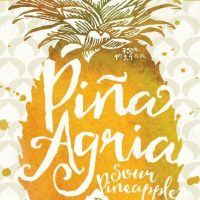 Odell Pina Agria Sour Pineapple label BeerPulse