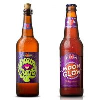 Victory Brewing bottles sour monkey moonglow beerpulse