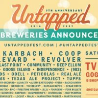 Untapped Fest Dallas BeerPulse banner