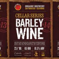 ThirstyBear Cellar Series Barley Wine labels BeerPulse