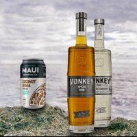 Maui Brewing Monkey Rum collab BeerPulse