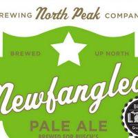 North Peak Newfangled Pale Ale label