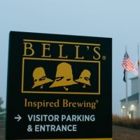 Bell's Brewery sign BeerPulse