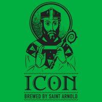 Saint Arnold Icon Green El Dorado IPA label BeerPulse II