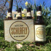 Schlafly White Lager 6pk bottle BeerPulse