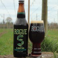 Rogue 5 Hop IPA bottle BeerPulse