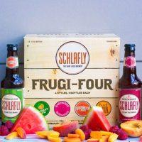 Schlafly Frugi-Four bottles BeerPulse