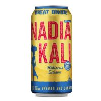 Great Divide Nadia Kali can BeerPulse