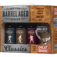 Great Divide Barrel Aged Classics BeerPulse ii