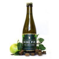 Bourbon Barrel Aged The Lion's Share Nine Pin Cider Works
