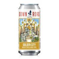 DTR Beer Co Golden City NEIPA BeerPulse