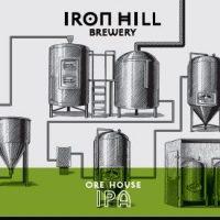 Iron Hill Ore House IPA label BeerPulse