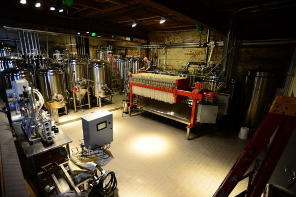 Elkmont Exchange Brewery BeerPulse