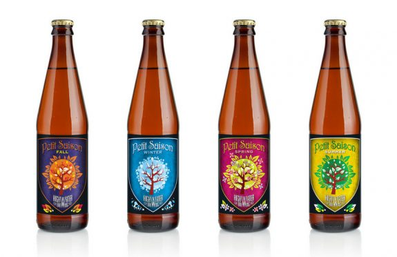 High Water Petit Saison series BeerPulse