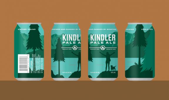 Bonfire Kindler cans BeerPulse