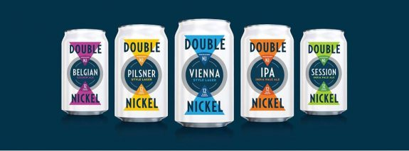 Double Nickel Brewing New Cans