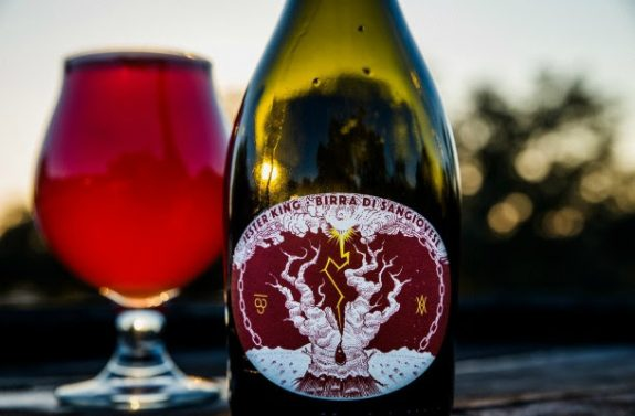 Jester King Birra di Sangiovese bottle crop BeerPulse