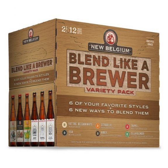 New Belgium Blend_Like_a_Brewer BeerPulse