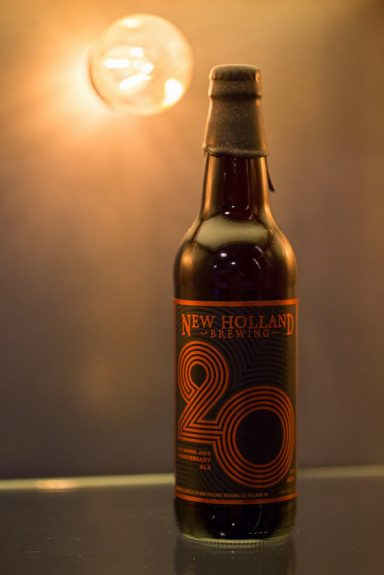 New Holland 20th Anniversary Ale BeerPulse