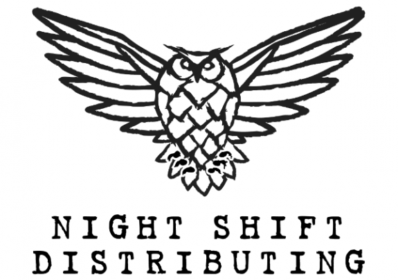 Night Shift Distributing logo beerpulse