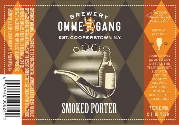 Ommegang Smoked Porter BeerPulse