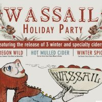 Portland Cider Co Wassail Holiday Party BeerPulse