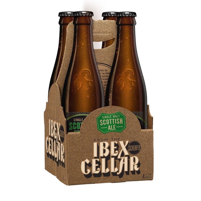 Schlafly Beer Single Malt Scottish Style Ale Joins Ibex