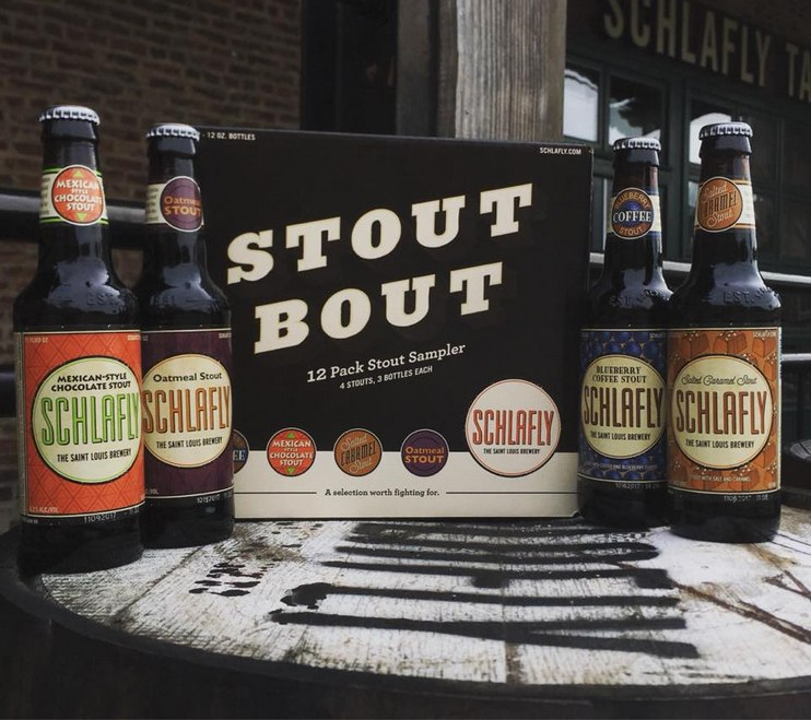 Schlafly Beer Stout Bout Variety Pack Returns With New