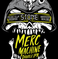 Stone Merc Machine label BeerPulse