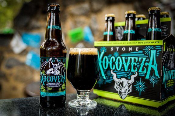 Stone Xocoveza Stout BeerPulse 2017