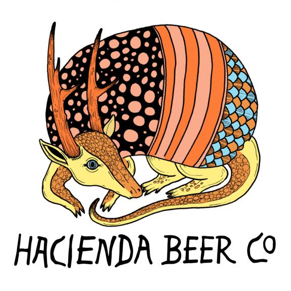 Hacienda Beer Co. animal logo BeerPulse