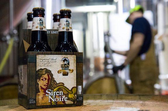 Heavy Seas Siren Noire bottles BeerPulse