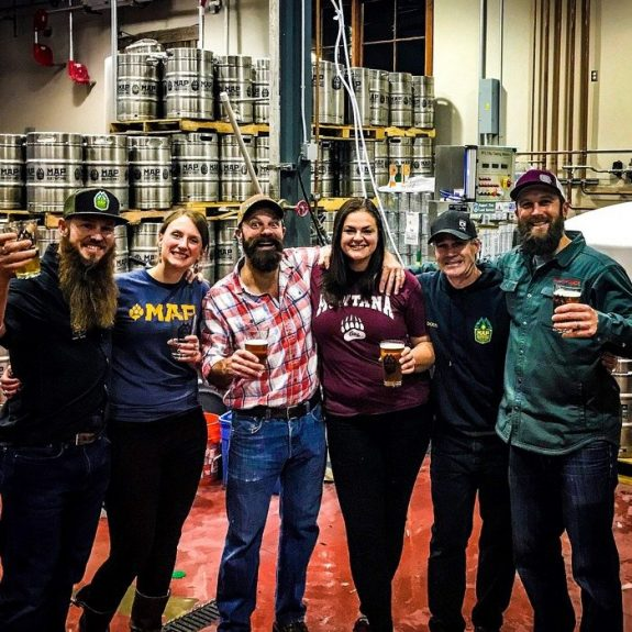 MAP, Draught Works Brewery schedule first-ever Brew of the Wild collaboration