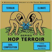 Mikkeller Hop Terroir Series logo BeerPulse