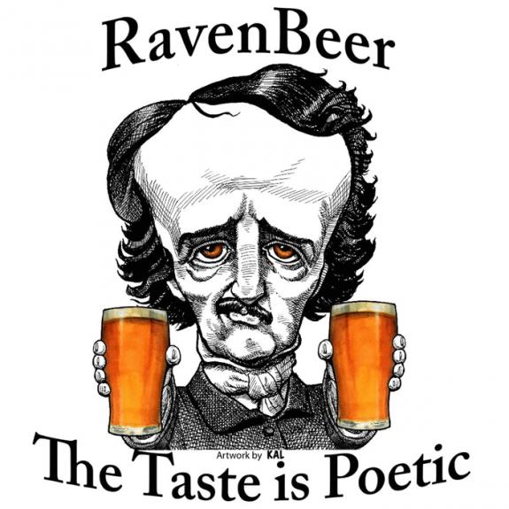 Raven Beer logo BeerPulse
