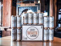 Schlafly White Lager cans BeerPulse