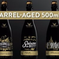 Stone Barrel-Aged 500ml bottles BeerPulse