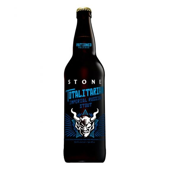 Stone Totalitarian Imperial Russian Stout 2017