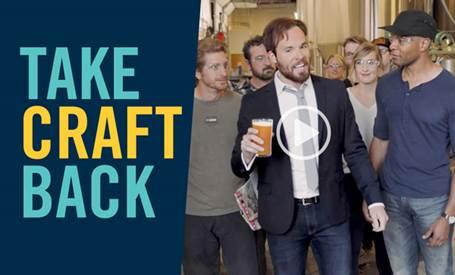Take Craft Back BeerPulse