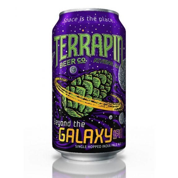 Terrapin Beyond the Galaxy IPA can BeerPulse